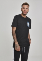 8-Ball Reflection Tee negru Pink Dolphin