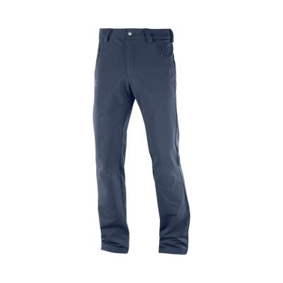 Pantaloni Drumetie Salomon Wayfarer Warm Pant Barbati