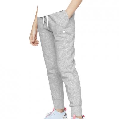 Pantaloni sport gri 4F fetite