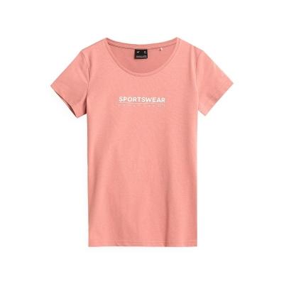 Tricou roz pal 4F dama