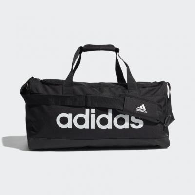Geanta sala neagra adidas Essentials Logo Duffel GN2038