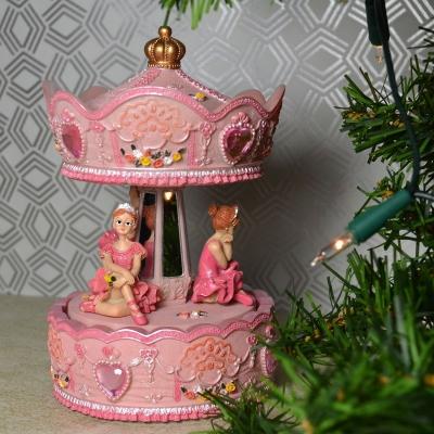 Carusel Muzical - Balerine Roz