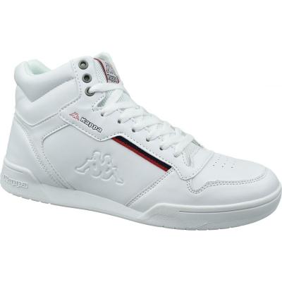 Pantofi sport albi Kappa Mangan 242764-1020 barbati
