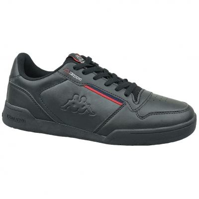 Pantofi sport negri Kappa Marabu 242765-1120 barbati