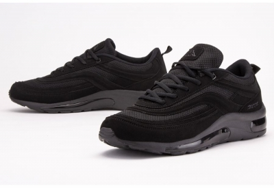 Sneakers Kappa Squince negru barbati