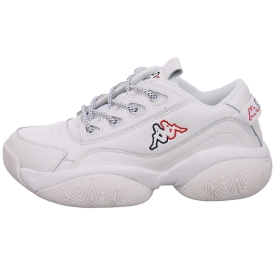 Sneakers talpa groasa albi Kappa Bolb femei