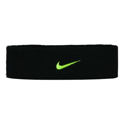 Bandana sport neagra Nike Swoosh unisex