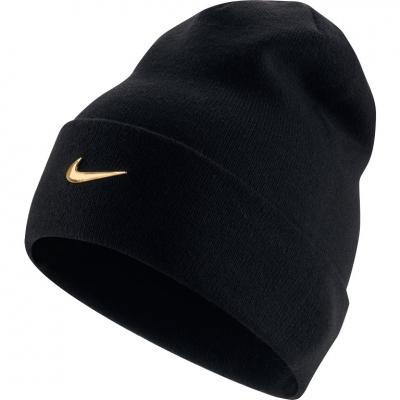 Caciula neagra iarna beanie Nike Swoosh unisex