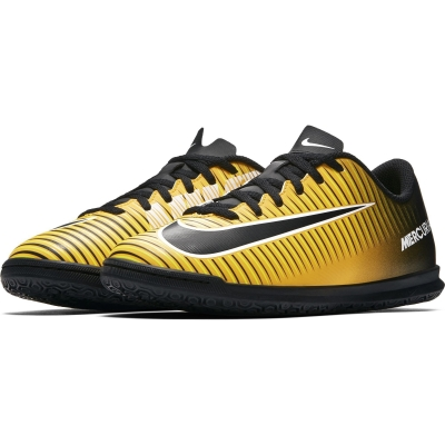 Adidasi fotbal indoor Nike MercurialX Vortex III IC Junior 831953-801 copii