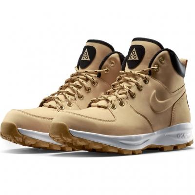 Ghete piele Nike Manoa Leather Boot 454350 700 barbati