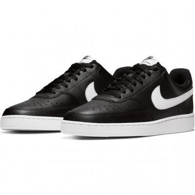 Pantofi sport piele Nike Court Vision Lo barbati