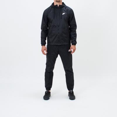 Trening Nike negru Sportswear Woven 928119-010 barbati