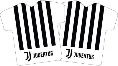 Perna fotbal Juventus 44 x 44 cm