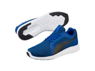 Adidasi Puma St Trainer Evo Knit albastru Unisex adulti