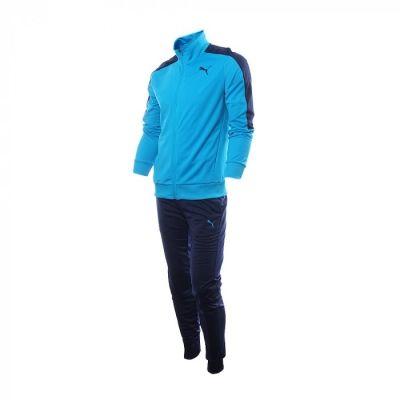 Trening Puma Line Suit Tricot barbati