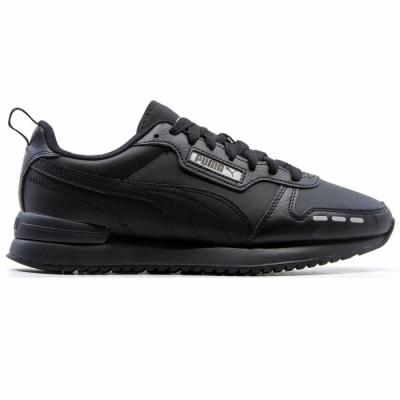 Sneakers Puma  R78 Sl Jr negru 374428-01 copii