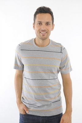 Tricou Reebok Stripe Heather