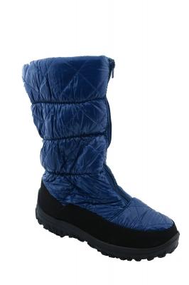 Cizme de schi impermeabile albastre Tellus femei