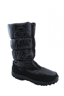 Cizme de schi impermeabile negre Tellus femei