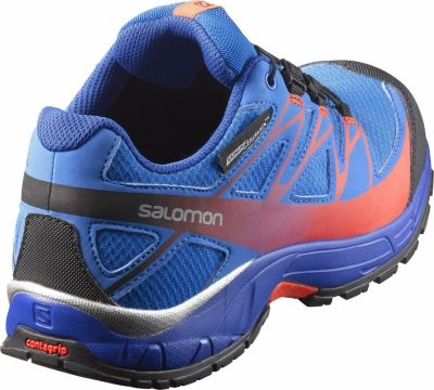Adidasi alergare copii Salomon Wings Climashield Junior