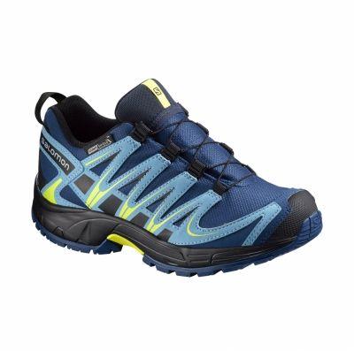 Adidasi sport copii Salomon XA Pro 3D Cswp J