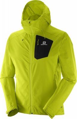 Geci si jachete barbati Salomon Ranger Softshell Jacket