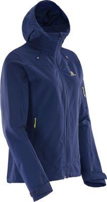 Geci si jachete femei Salomon Ranger Softshell Jacket