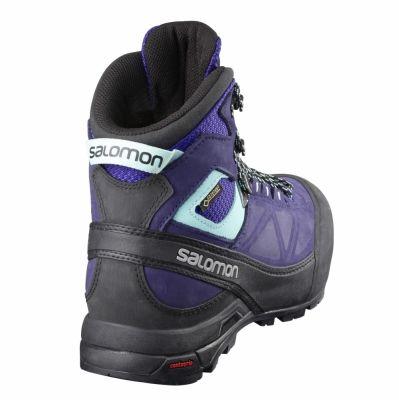 Ghete de drumetie femei Salomon X Alp Mountain Gore-Tex