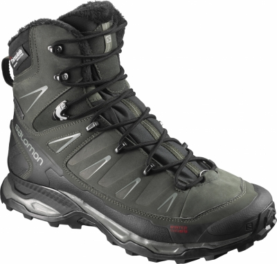 Ghete impermeabile barbati Salomon X Ultra Winter Climashield Waterproof