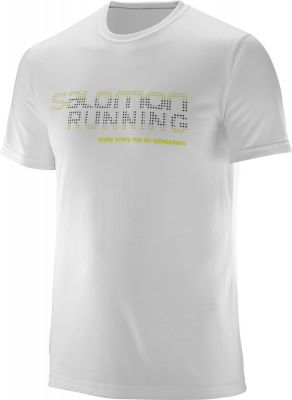 Tricouri barbati Salomon Running Graphic Tee