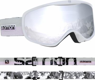 Ochelari Ski Salomon Sense White flower/Uni.S.White Unisex