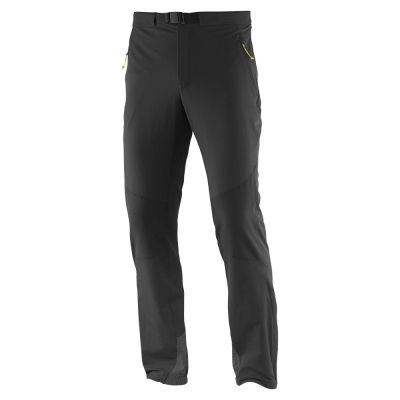 Pantaloni outdoor barbati Salomon Wayfarer Mountain Pant M