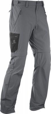 Pantaloni outdoor barbati Salomon Wayfarer Zip Pant
