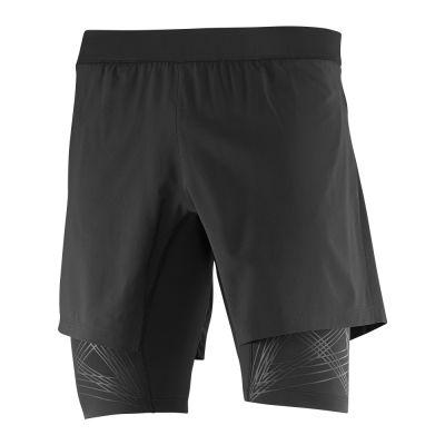 Pantaloni scurti alergat barbati Salomon Intensity Tw Short M