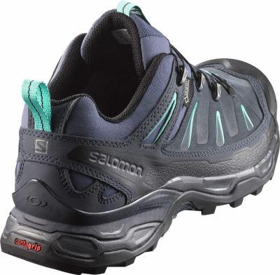 Pantofi de hiking femei Salomon X Ultra Leather Gore-Tex