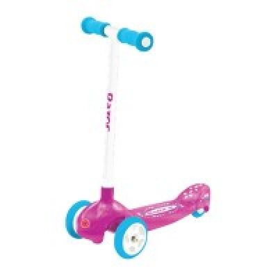 Trotineta pentru copii: Razor Jr Lil Pop Scooter Roz