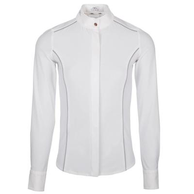 AA Platinum Lea competitie Shirt pentru Femei alb