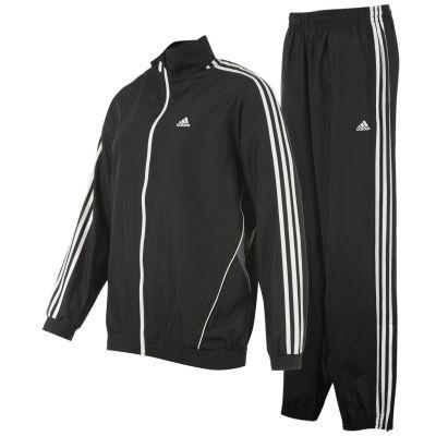 adidas 3 Stripe CH Woven Suit pentru Barbati