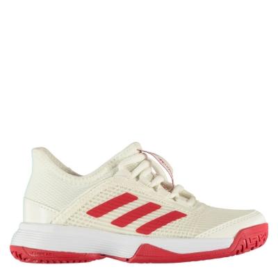 Adidasi de Tenis adidas adiZero Club pentru Copii alb rosu