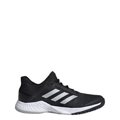 Adidasi sport adidas Adizero Club pentru Barbati negru alb