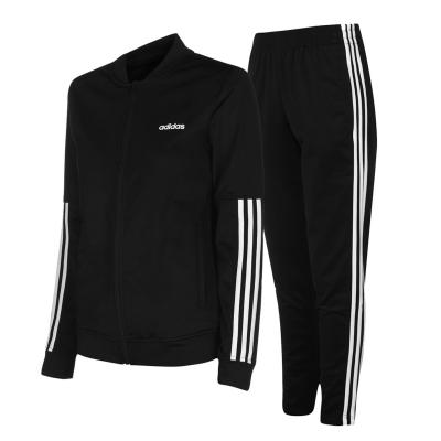 Treninguri adidas Back 2 Basics 3-Stripes pentru femei negru alb
