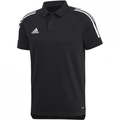 Adidas Condivo 20 Polo negru And alb ED9249