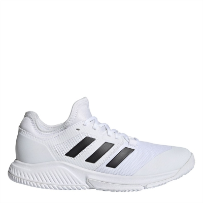 adidas Court Team BounceW alb negru