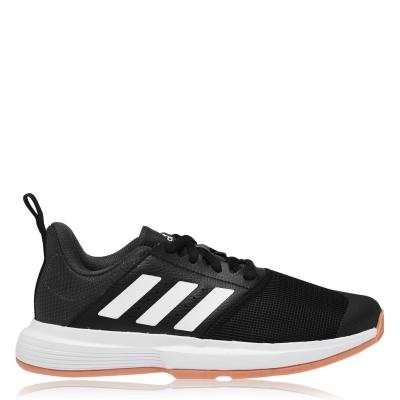 adidas Essence Indoor Sports Shoes pentru Barbati negru alb