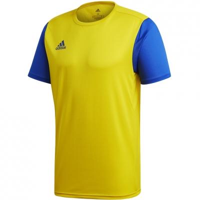 Adidas Estro 19 Jersey galben-albastru barbati Jersey DP3241