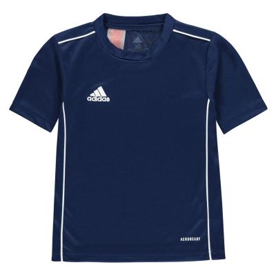adidas fotbal Team Core 18 Jersey bold albastru