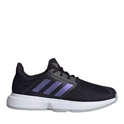 Adidasi de Tenis adidas Gamecourt pentru femei negru mov