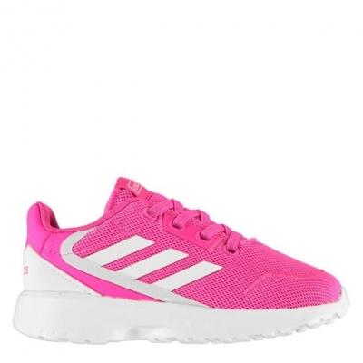 Adidasi sport adidas Nebular Zed pentru fete pentru Bebelusi