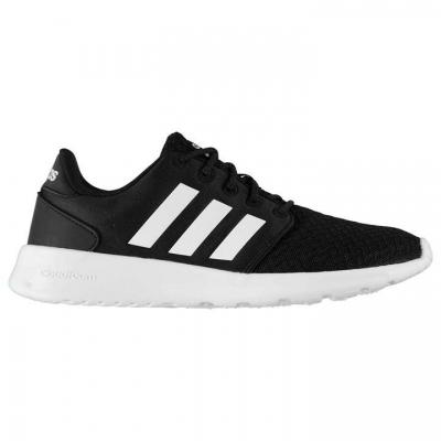 adidas QT Racer Shoes negru alb
