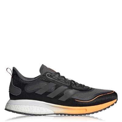Adidasi alergare adidas Supernova Cold.Rdy pentru Barbati negru portocaliu